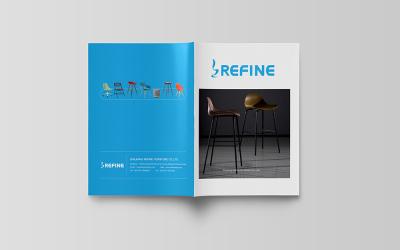 家具行业画册设计