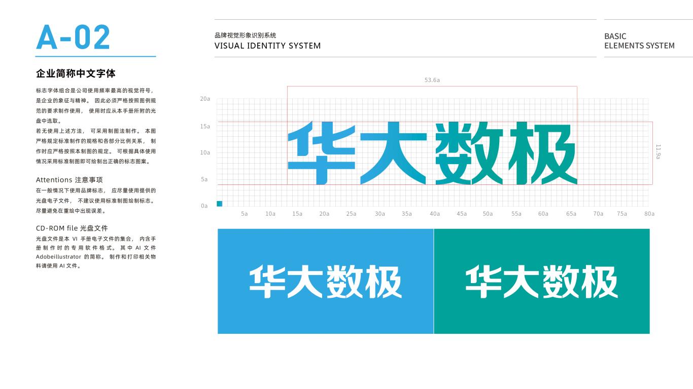 华大数极科技基因公司VI设计中标图4