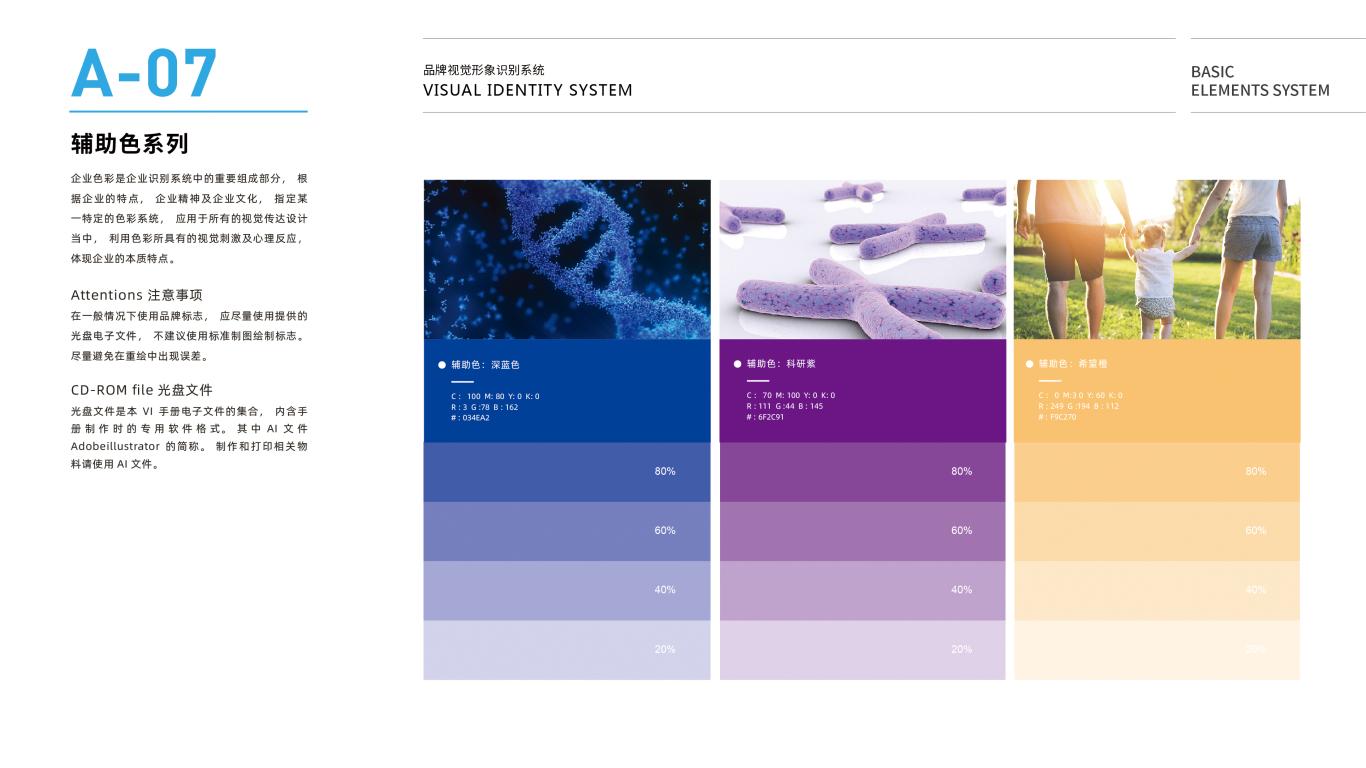 华大数极科技基因公司VI设计中标图9
