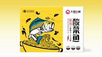 大厨小鲜酸菜鱼品牌包装亚博客服电话多少