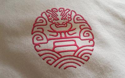 山東頤正苑大酒店 品牌logo...