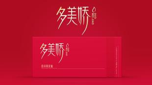 多美嬌阿膠品牌包裝設計