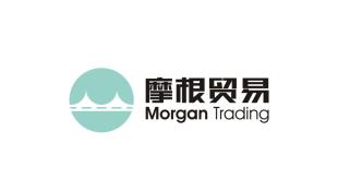 摩根贸易公司LOGO设计