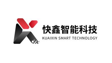 快鑫智能科技公司LOGO设计