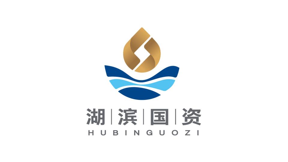 湖濱國資品牌LOGO設計
