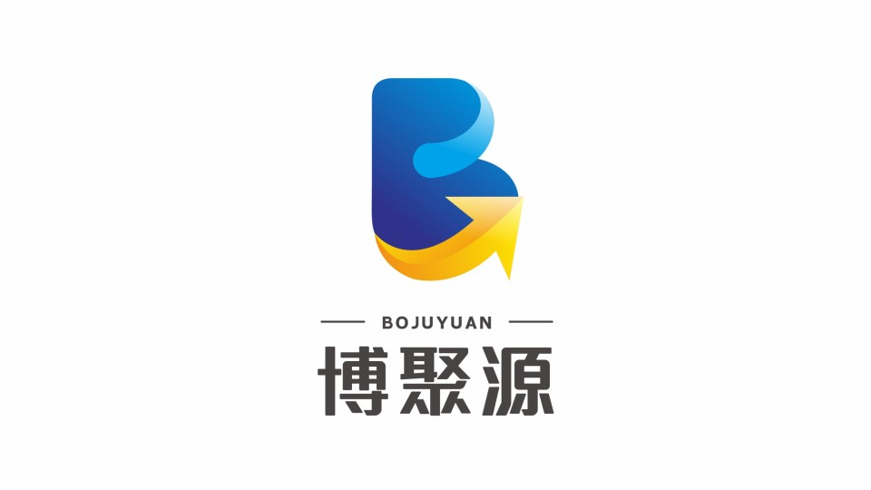 博聚源勞保用品公司LOGO設計