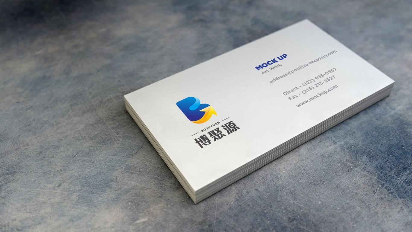 博聚源劳保用品公司LOGO设计中标图10