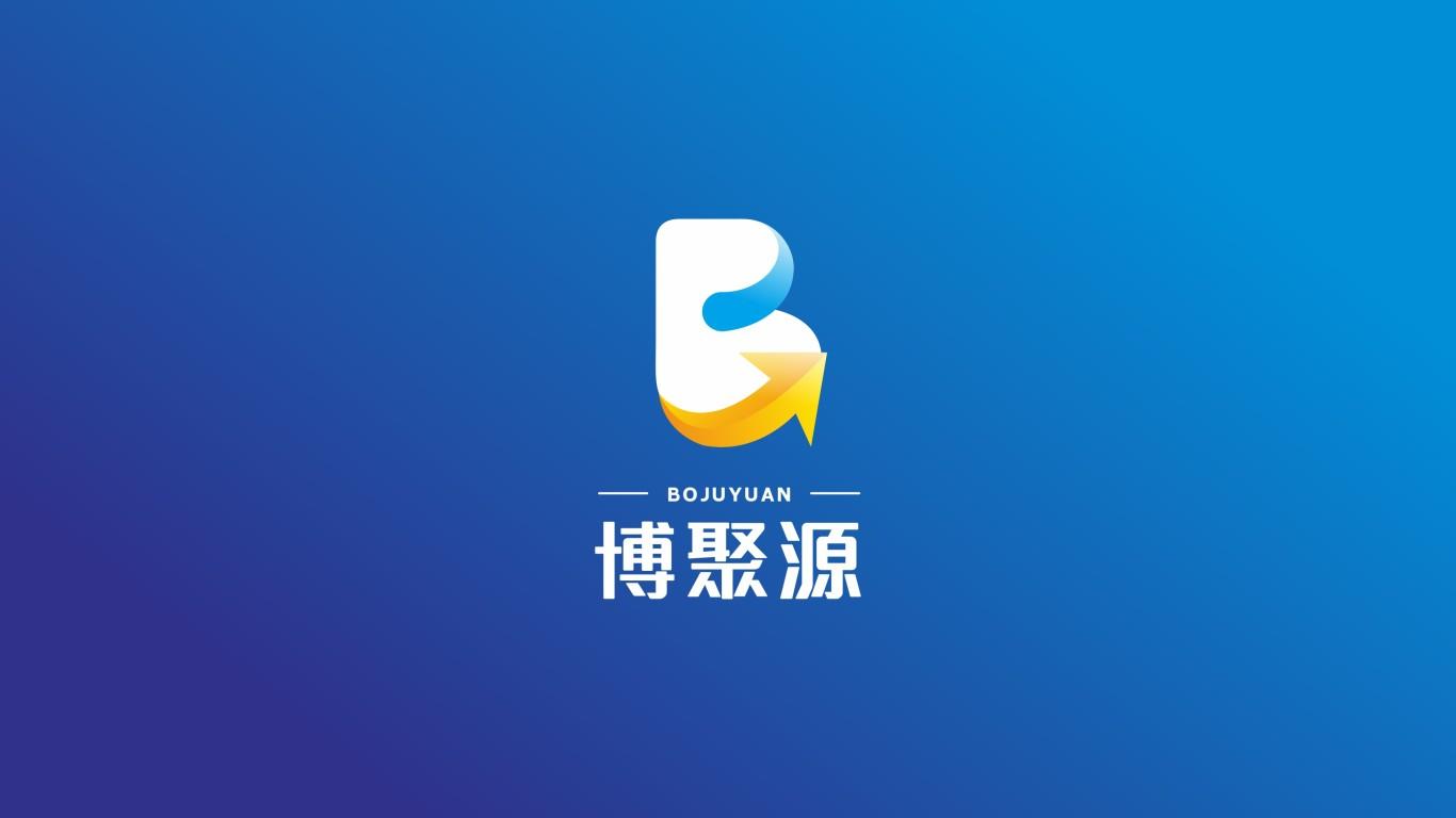 博聚源劳保用品公司LOGO设计中标图0