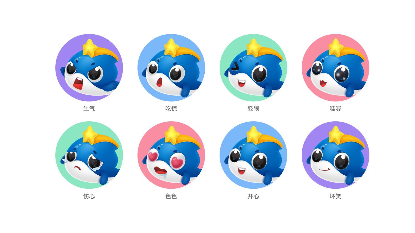 智導星球品牌吉祥物中標圖4