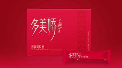 多美娇阿胶品牌包装延展必赢体育官方app