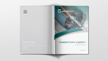 南防特装CEX品牌画册设计