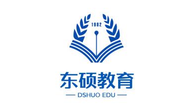 东硕教育品牌LOGO设计