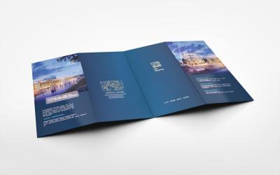 印像新疆折頁視覺設計
