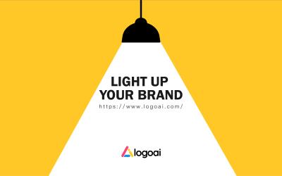 LOGOAI科技公司品牌VI设...