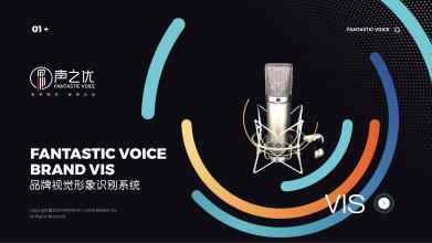 聲之優文化傳媒有限公司VI設計