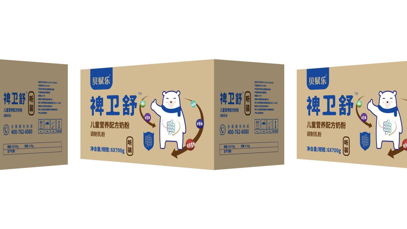 裨卫舒食品品牌包装延展设计中标图0