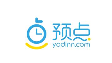 预点互联网平台LOGO设计