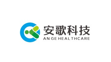 安歌科技医疗公司LOGO设计