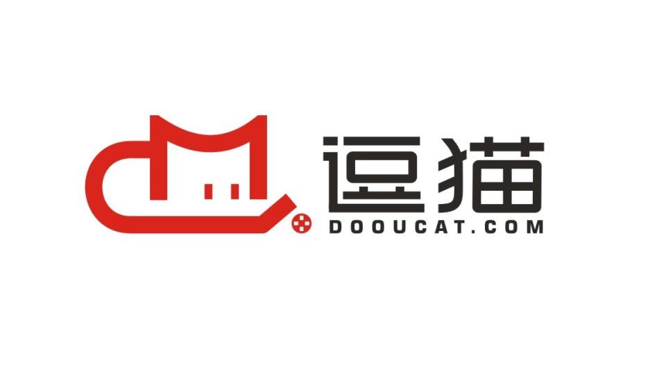 逗猫游戏公司LOGO设计