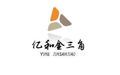 億和金三角-logo設計