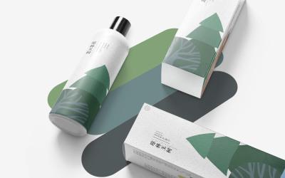 化妝品包裝兩套(虛擬運營商)