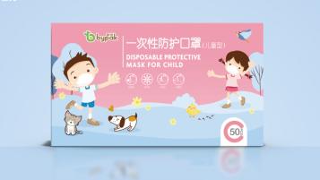 柏优bypak儿童防护口罩品牌包装乐天堂fun88备用网站