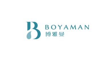 博雅曼化妆品品牌LOGO设计