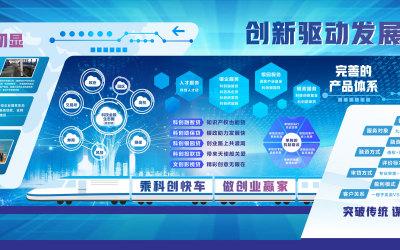 桂林银行形象墙