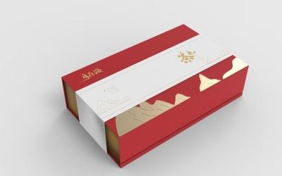 自在海禮盒包裝設計