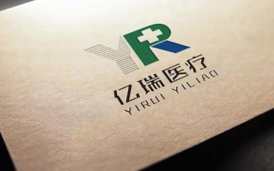 億瑞醫療logo設計