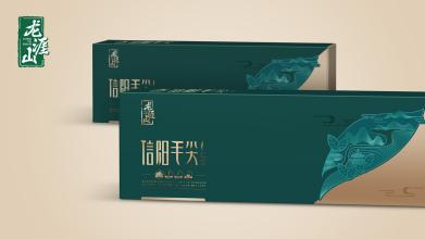 龙涯山礼品茶包装设计