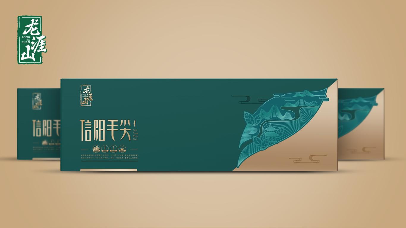 龙涯山礼品茶包装设计中标图6
