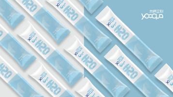 水纳立刻保健品包装设计