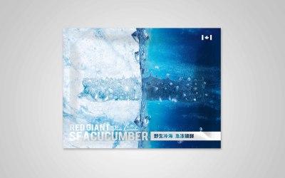 包裝袋設計|進口深海海參