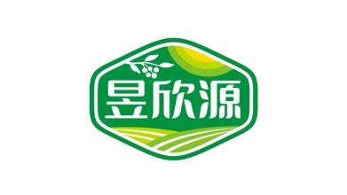 昱欣源农副产品品牌LOGO设计