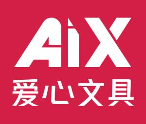 愛心文具logo設計