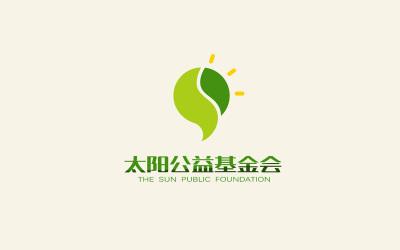 太阳公益基金会政府公益LOGO...