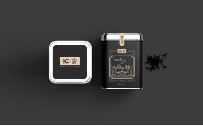 貴州-細寨茶葉-包裝設計