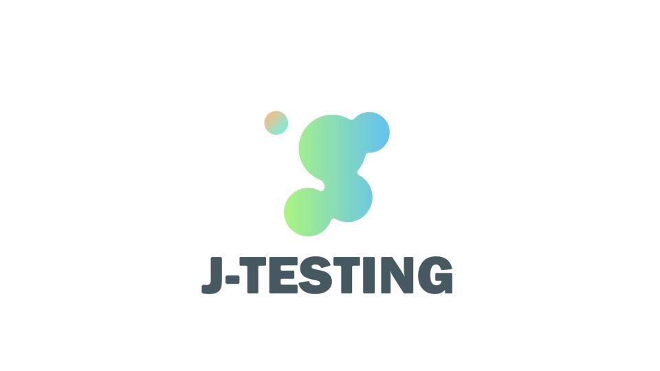 J-TESTING线上检测平台LOGO设计