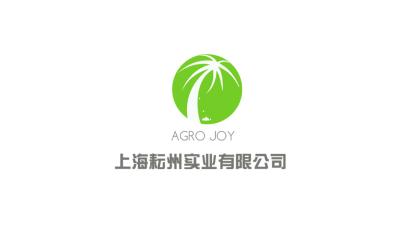 實業公司簡約LOGO設計