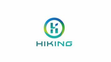 HIKING海外包装企业LOGO设计