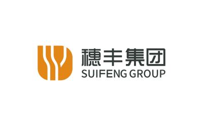 穗丰集团logo设计