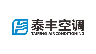 泰丰空调设备公司LOGO设计