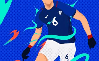 世界杯主题商业海报练习