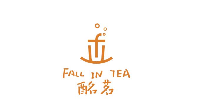 酩茗茶飲品牌LOGO設計