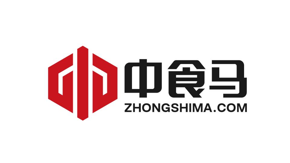 中食马国际食品品牌LOGO设计
