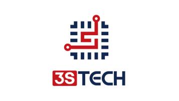 3S-Tech芯片傳感器品牌LOGO設計