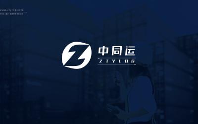 中通运logo设计