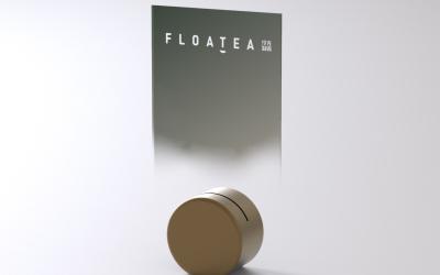浮光凝露茶葉品牌VI設計