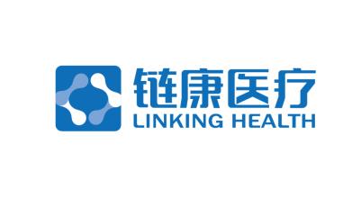 链康医疗公司LOGO设计